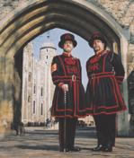 Yeoman-Warder Führung Tower of London